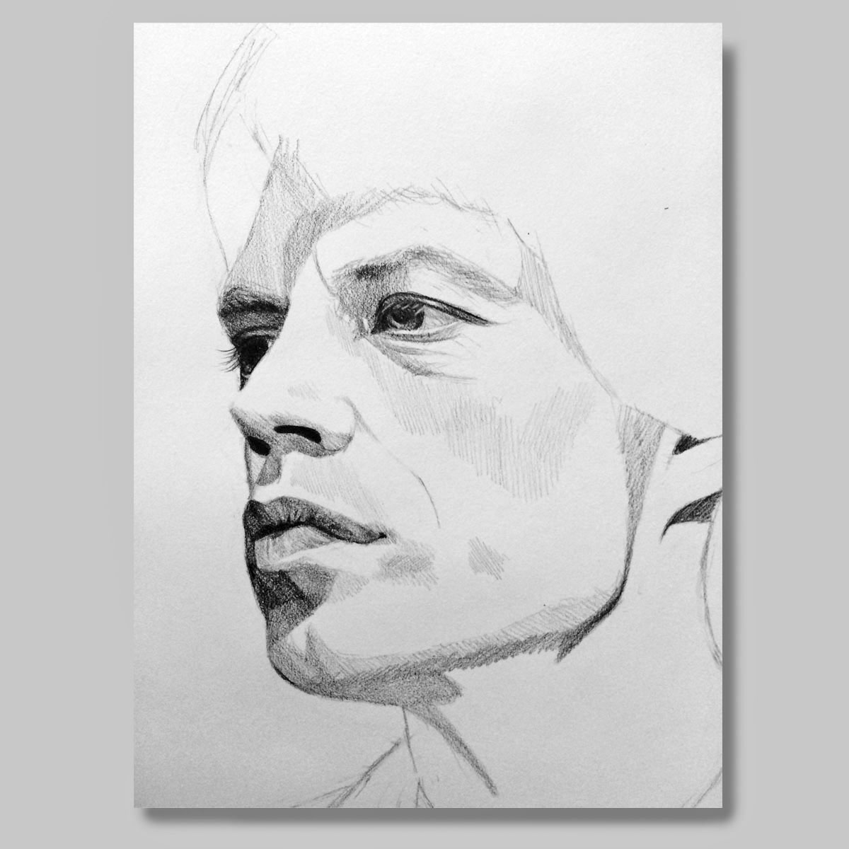 print-potlood-tekening-mick-jagger-mae-smith-jessy-langen